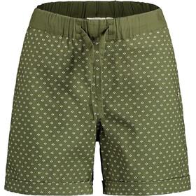 Maloja SpitzahornM. Shorts Women, moss rappitpaw